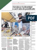 Benedicto XVI-Ya No Tengo Fuerza Para Ejercer El Ministerio Petrino (1)