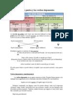 Latin - 4º ESO - Voz pasiva y verbos deponentes - Teoria y ejercicios