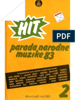 Hit Parada Narodne Muzike 83