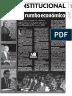 Rumbo Economico Foro Mundial 2012