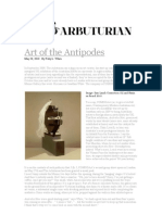 The Arbuturian - Art of the Antipodes_May2010