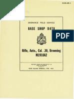 BAR Base Shop Data (English, 1943)