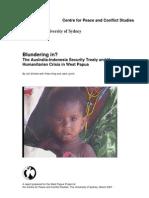 Blundering in Lombok Treaty