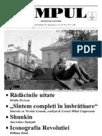 Revista Timpul 1 ianuarie 2013