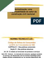 Normas construção civil