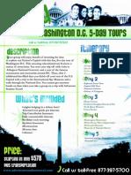 Washington-DC student-tours 5-day
