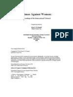 Crimes Against Women Tribunal