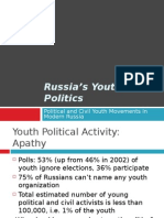 Russia's Youth Politics
