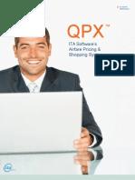 Brochure QPXTravelDistrbutors