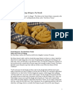Fried Bannock, Li Bangs, Indian Fry Bread