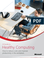 Healthy Computing Guide