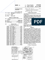 Statistical analysis system for use with public communication facility (US patent 4792968)