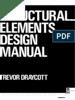 Structural Element Design Manual
