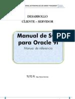 Manual Oracle 9i