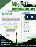 Washington-DC student-tours 3day