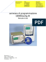 Manuale Software CEWEConfig Rev 2