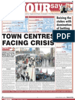 Express and Start Town Centres Survey