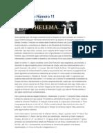 Thelema e o Número 11