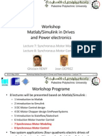 Lecture 7 8 Synchronous Motor