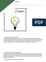 10 Tips Belajar Efektif Menjelang Ujian