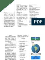 Folder Curso de Especializao_ 2013