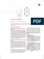WAP 800 Series Access Point Data Sheet Copy