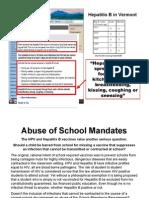 Hep B School Mandates