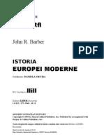 Istoria Europei Moderne