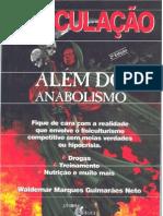 Guimarães Neto - Waldemar Marques - Musculação - Além do anabolismo