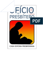 _O Oficio de Presbitero