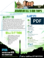 Washington DC Educational-trips 5-day
