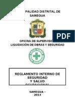 REGLAMENTO DE SEGUIRIDAD MD SAMEGUA 2013.doc