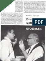 Encounter With Siodmak