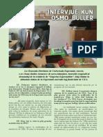 Intervjue kun Osmo Buller (2013)