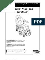 Manual de Funcionamiento de La Silla de Ruedas Electrica