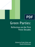 History_US Green Party_Founding Platform & First Presidential Campaign_GHI GreenPartiesConf_2004, Published2006