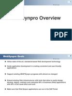 124328799 WebDynpro Overview