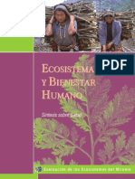 Integridad de Los Ecosistemas