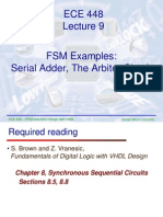 Lecture9 FSM Examples