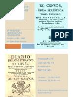 HISTORIA DEL PERIODISMO ESPAÑOL_Introducción