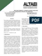 Formato Altae 2009 Evaluación de cables y GIS