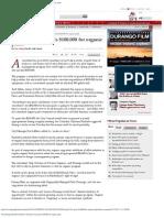 The Durango Herald 01-22-2013 _ Got Kelp_ City Needs $100,000 for Organic Pa