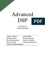 ADSP Lectures Codito