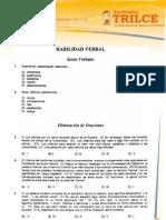 Solucionario Letras San Marcos 2011-II