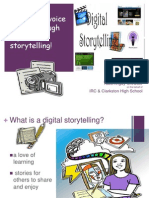 What is Digital Storytelling by Tuba Angay-Crowder