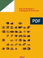 Guia Del Delegado y La Delegada de Prevencion (Edicion 2012)
