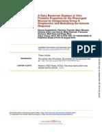 Propiedades probioticas para la mucosa faringea.pdf