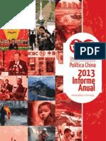 Informe China 2013