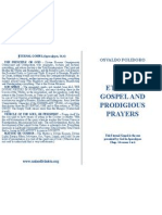 Eternal Gospel and Prodigious Prayers