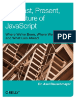 Past Present and Future of Javascript